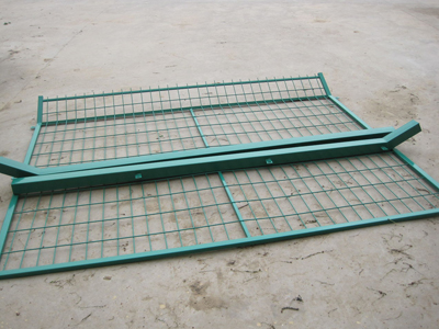 湖北框架护栏