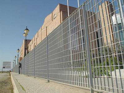 湖南钢格板护栏