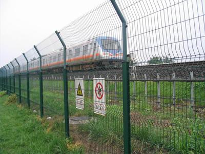 湖南铁路护栏